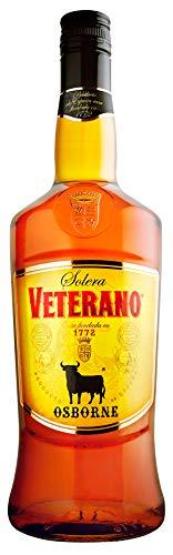 Osborne Veterano 30% vol. – Hochwertige Spirituose aus Spanien hergestellt nach dem...