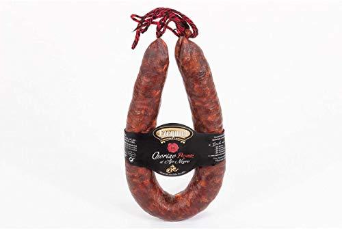 Leon Chorizo mit schwarzem Knoblauch - Ezequiel - 425g - Glutenfrei (Scharf)