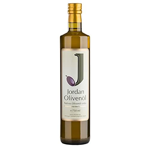 Jordan Olivenöl - Natives Olivenöl Extra von der griechischen Insel Lesbos - traditionelle...