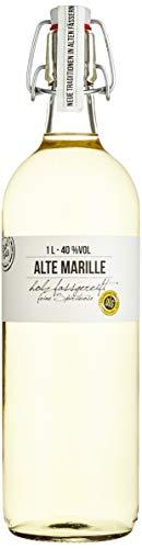 BIRKENHOF Brennerei   Alte Marille - feine holzfassgereifte Spirituose   (1 x 1l ) - 40 % vol.