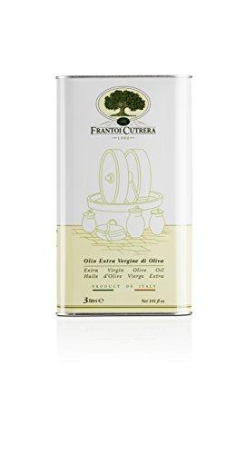 Frantoi Cutrera 'Primo', Olivenöl Extra Vergine, 100% Tonda Iblea, 3 l