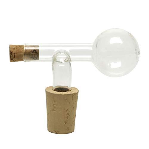 LOOK - Glas-Portionierer für Edelbrände - 2,0 cl. = 20 ml. für 0,5 - 0,7 lt. Flaschen