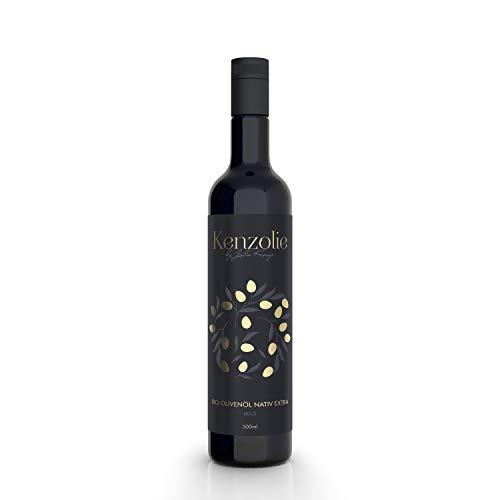 Kenzolie Bio Olivenöl Nativ Extra - Ernte 2021 (Mild)