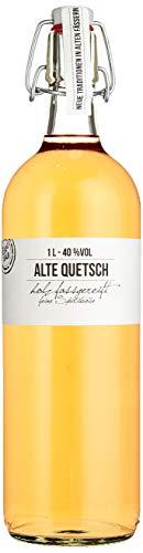 BIRKENHOF Brennerei   Alte Quetsch - feine holzfassgereifte Spirituose   (1 x 1l ) - 40 % vol.