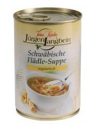 Jrgen Langbein Schwbische Fldle-Suppe 400 ML