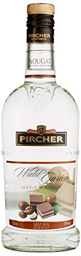 Pircher Nougat Spirituose, 1er Pack (1 x 700 ml)