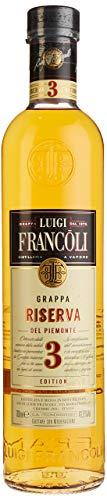 Luigi Francoli Grappa Riserva del Piemonte Edition 3 Jahre 41,5% Vol. (1 x 0.7l)