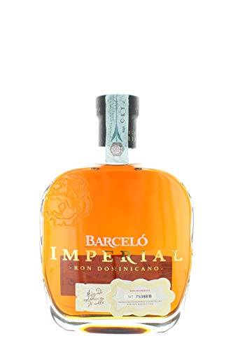 Barcelo Ron Imperial Rum 38% 0,7l Flasche