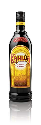 Kahlúa Coffee-Likör – Aromatischer Kaffee Likör mit Noten von Karamell & Vanille – Ideal pur,...