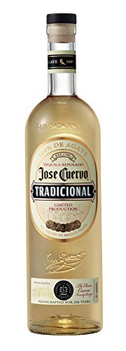 Jose Cuervo Tradicional Reposado Tequila Mexiko (1 x 0,7 l) – traditionell mexikanischer Tequila...
