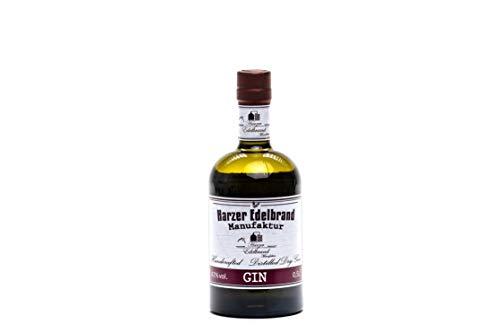 Harzer Gin | milder, kräftiger Wacholderschnaps | aus Kräutern mit feiner Wacholder-, Zitrus- und...