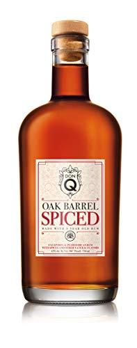 Don Q Oak Barrel Spiced Rum 0,7L (45% Vol.)