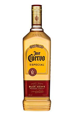 Jose Cuervo Especial Reposado Original Tequila Mexiko (1 x 0,7 l) – mexikanischer Tequila mit 38 %...