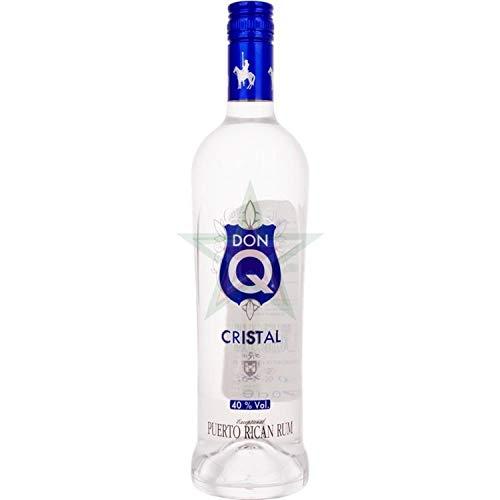 Don Q CRISTAL Puerto Rican Rum 40,00% 0,70 Liter