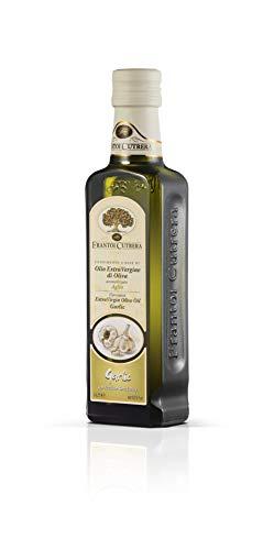 Olivenöl mit Knoblauch - mit Knoblauch aromatisiertes Olivenöl | Frantoi Cutrera