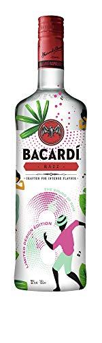 BACARDI Razz Flavoured Rum (1 x 1.5 l)