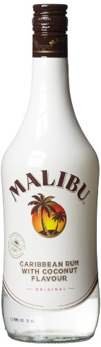 Malibu Kokos-Likör auf Rumbasis (1 x 0.7 l)