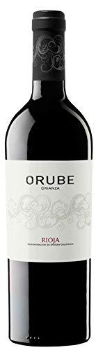 Orube Crianza, Wein, Trocken, 13% Alkohol (1 x 0,75l Flasche) - Spanischer Wein aus Tempranillo,...