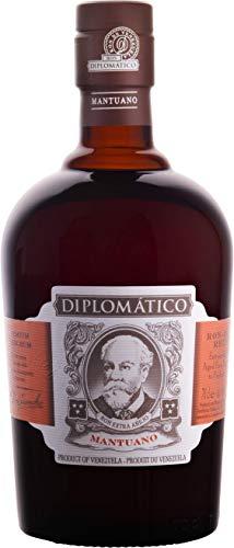 Diplomatico Mantuano Ron Extra Anejo Rum (1 x 0.7 l)