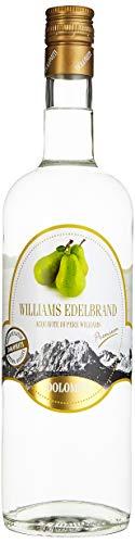 DOLOMITI Williams Edelbrand 40% vol. | Williams Christ Birnenbrand | fruchtiger Brand aus...