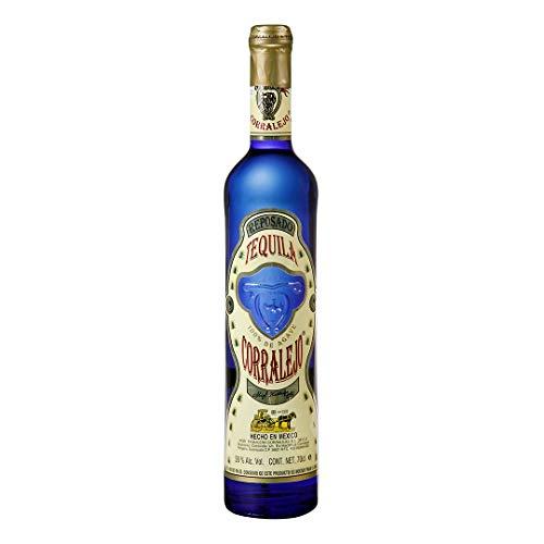 Corralejo Tequila Reposado, 100% Agave 6 Monate in französischen Limousin-Eichenfässern gelagert...