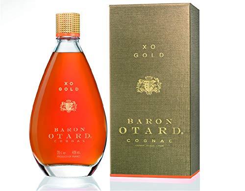 Baron Otard VSOP Cognac (1 x 0.7 l), mit Geschenkverpackung