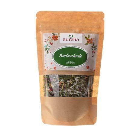 Aurelia Allgäuer Naturprodukte Bärlauchsalz 200g