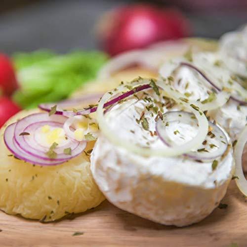 Harzer Käse | Handkäse mit Musik | fettarmer, pikanter und proteinreicher Sauermilchkäse | 3...