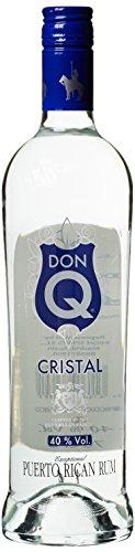 Don Q Cristal Puerto Rican Rum  (1 x 0.7 l)