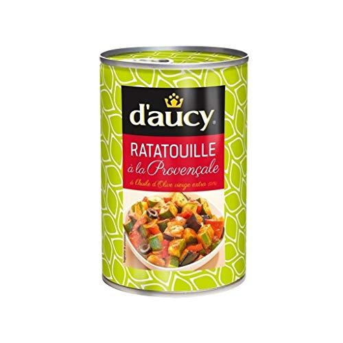 D'Aucy Ratatouille in den provenzalischen bei Lâ € ™ Dâ € ™ Oil Extra Virgin Olive 375g...
