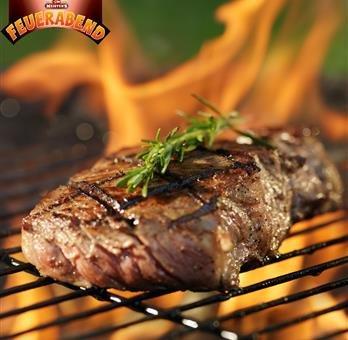 Bautzner Steak Fleisch Grillpaket | Mariniertes Grillfleisch mit Bier, Schwarzbier, Kräuter und...