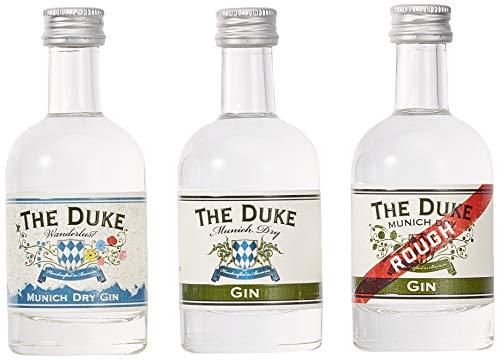 The Duke Munich Dry Gin Miniatur Geschenkset (3 X 0.05 L)