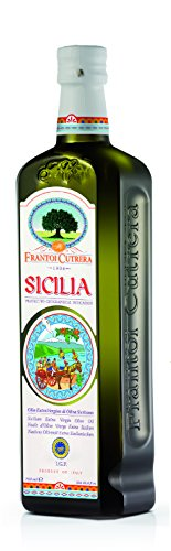 Frantoi Cutrera 'Sicilia', Olivenöl Extra Vergine, IGP, 750 ml