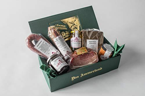 Mahlzeit - Präsent Ammerland Nr. 37 mit geräuchertem Katenschinken, Lachsschinken,...