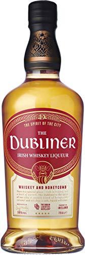 The Dubliner Irish Whiskey Liqueur 30% vol., Whiskeylikör mit Honig und Karamell-Geschmack (1 x0.7...