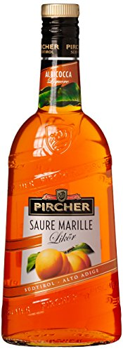 Pircher Saure Marille (Saurer Marillenlikör), 1 x 700 ml