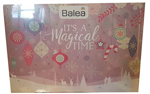 Balea - Adventskalender 2019 - Advent Calendar - Beauty - Kosmetik - MakeUp - Limitiert