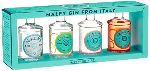 Malfy Gin Miniatur Geschenkset (4 x 50 ml)