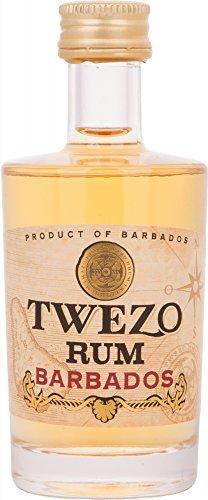 Twezo Rum Barbados 3 Years Old  (1 x 0.05 l)