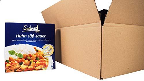 Paket Große Auswahl 11+1 gratis - verschiedene Fertiggerichte für die Mikrowelle / Wasserbad -...
