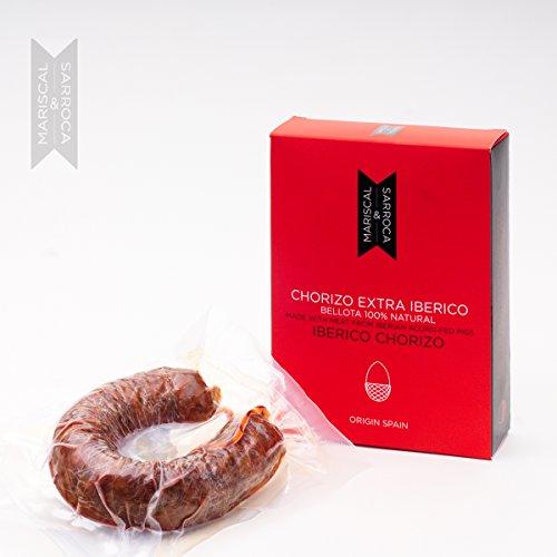 Mariscal & Sarroca Iberischer Chorizo extra aus Eichelmastschweinen 'in Hufeisenform'100% natürlich...