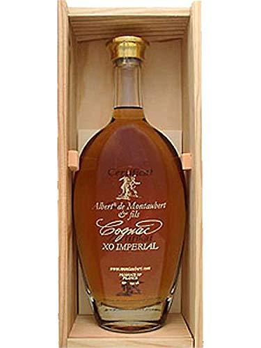 Cognac Montaubert Jahrgang 1954 0,7 L