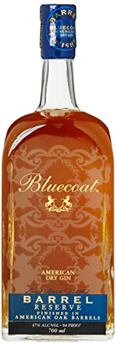 Bluecoat Barrel Reserve Dry Gin (1 x 0.7 l)
