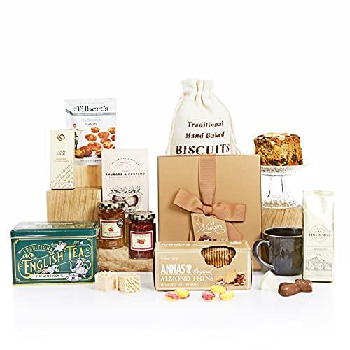 Der Senioren-Geschenkkorb – Das klassische Geschenk für ältere Freunde und Familienmitglieder...