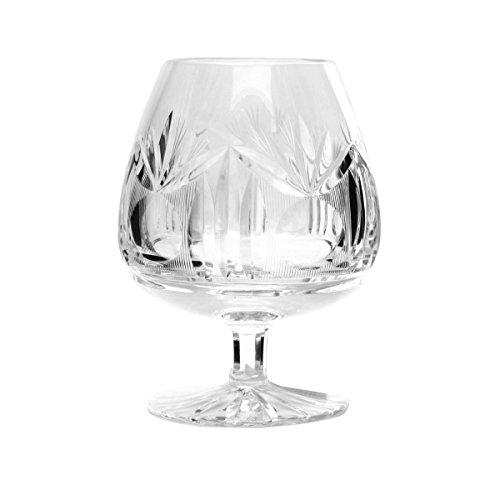 Cognac Glas Bohemia Lady Weinglas, Glas, 8x 8x 13cm, 6Stück