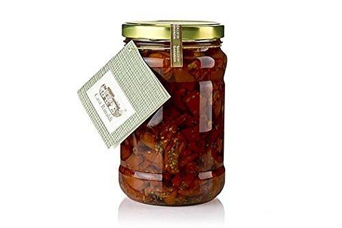 Halb-getrocknete Tomaten, in Sonnenblumenöl, Casa Rinaldi, 1,5 kg