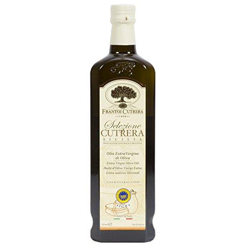 Frantoi Cutrera 'Selezione Cutrera', Olivenöl Extra Vergine, intensiv, 750 ml
