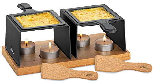 Spring 3035007002 Käse Gourmet Raclette, Metall