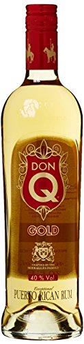 Don Q Gold Puerto Rican Premium Rum (1 x 0.7 l)