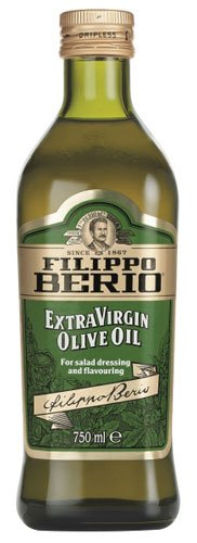 6x Filippo Berio - Italienisches Natives Olivenöl Extra - 750ml